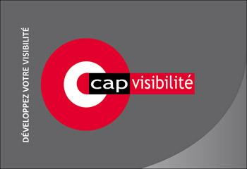 Création d'identité visuelle Professionnels 66 Cap Visibilité