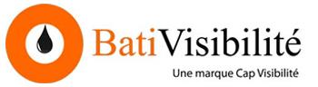 Création d'identité visuelle Professionnels Bâtiment 66 Cap Visibilité